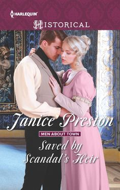 Janice Preston - Saved by Scandal's Heir