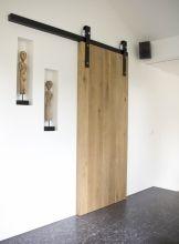 houten schuifdeur binnen - Google zoeken