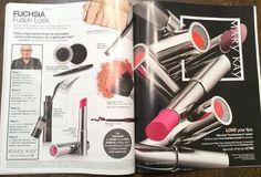 Featured in Oprah magazine! #mklove #projectrunway