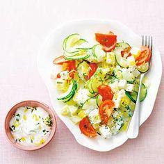 Recept - Griekse aardappelsalade - Allerhande