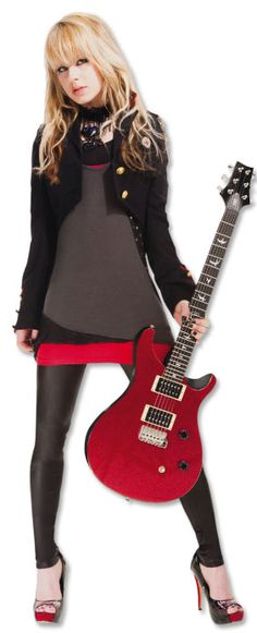 Orianthi: Fine Woman. Fine Guitarist. Not necessarily in that order.