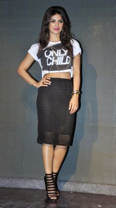 Priyanka Chopra Launches her Latest Single ' I Can't Make You Love Me