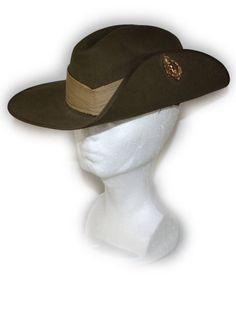 Vintage mens akubra hat fedora Australian safari by DieVoltVintage Akubra  Hats 51a97a736da