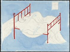 Louise Bourgeois - Bed