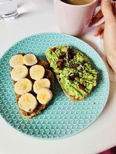 Delicious healthy toast