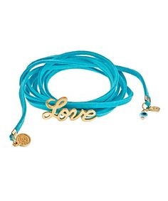 Shop for Love Turquoise Suede Wrap Bracelet by Blee Inara at ShopStyle. Cute Jewelry, Boho Jewelry, Jewelery, Jewelry Accessories, Jewelry Bracelets, Jewelry Stores, Jewellery Shops, Jewellery Box, Diamond Are A Girls Best Friend