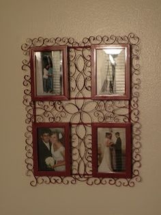 Accidentally Wonderful: Picture Frame