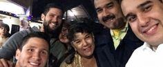 Vea el selfie con que Maduro recibió el 2015 que se volvió viral en Twitter