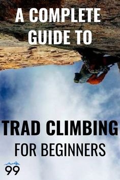 In this complete guide to outdoor rock climbing you'll find everything you'll need to know to get started as a trad climber - learn what is trad climbing and its jargon, get familiar with safety measures and anchors, find out which climbing gear you'll need, get to know trad climbing grades and more! I Rock climbing for beginners I Rock climbing tips I Rock climbing for women Climbing Gloves, Climbing Harness, Rock Climbing Workout, Sport Climbing, Rock Climbing For Beginners, Climbing Chalk, Climbing Outfits, Climbers, Anchors