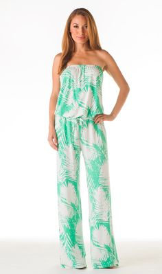 Coco Palm Cammy Jumpsuit