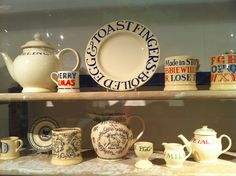 Emma Bridgewater Exhibition at the Potteries Museum