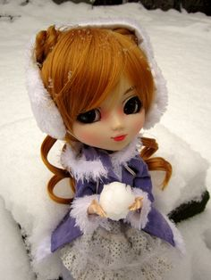 Priscy and Pao's Pullips Dolls images from the web
