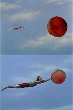 ウルトラマン最終回でゼットンをあやつる宇宙人『ゾーフィ』 : 変身速報