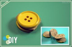 7 ideas para reciclar botones en forma original