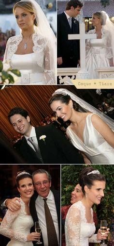 Bride Hair | Bibiana Paranhos