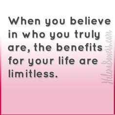 Believe in Yourself! #selfempowerment    Via www.sandybrewer.com