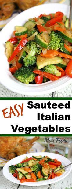 Easy Sauteed Italian
