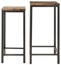 George Stacking Table - Safavieh - $131 - domino.com