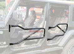 The Big Red Neck Trading Post - Jeep JK-Front and Rear Tube Door Kit, $398.99 (http://www.thebigrednecktradingpost.com/products/jeep-jk-front-and-rear-tube-door-kit.html)