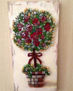 #mosaicart #mosaic #mozaik #mosaico #mosaics #mosaique #flowers #art #design#mosaicartist #glassmosaic#homedecoration #homesweethome #glassmosaic#handmade