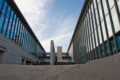 Hyogo Prefecture Museum of Art.