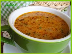 Czech Recipes, Ethnic Recipes, Weight Loss Smoothies, Bon Appetit, Cheeseburger Chowder, I Foods, Soup Recipes, Baking, Soups