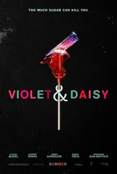 Violet & Daisy Movie Poster 2013