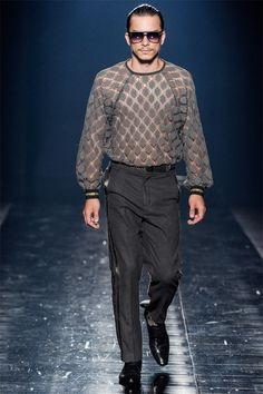 Arnaldo Ventura Fall/Winter 2014 Collection | Casa de Criadores Fashion Week
