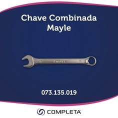 Chave Combinada Mayle
