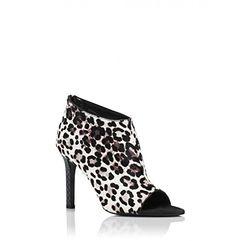Tamara Mellon Chief Designer Jimmy Choo Desire Open Toe Shoes