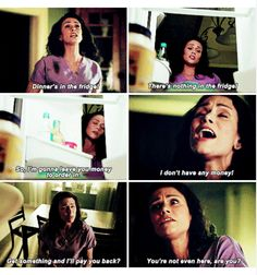 Teen Wolf season 5 - Melissa McCall (Scott's mom)<<<started watching this show. Teen Wolf Mtv, Teen Wolf Funny, Teen Wolf Boys, Teen Tv, Teen Wolf Dylan, Teen Wolf Stiles, Teen Wolf Cast, Dylan O'brien, Teen Wolf Quotes