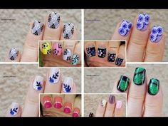 NAIL ART COMPILATION 2020 Part 1 / Easy NAILS At Home By LifeWorldWomen Nail Art Diy, Easy Nail Art, Diy Nails, Simple Nail Art Designs, Nails At Home, Nail Tutorials, Simple Nails, Easy Diy, Nail Polish