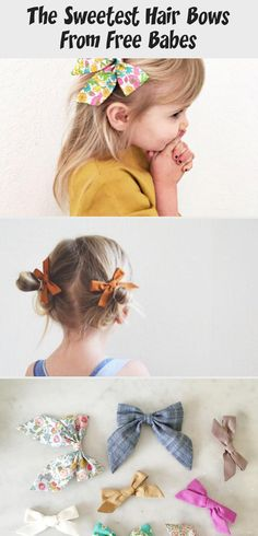 Click to shop handcrafted hair bows by Wunderkin Co. The perfect hair bow to embolden your baby, toddler or little girl and her free spirited style. Handmade by moms in the USA and guaranteed for life. #Easybabyhairstyles #Mexicanbabyhairstyles #babyhairstylesWhite #6Monthbabyhairstyles #babyhairstyles1YearOld