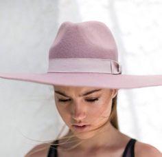 Lack of colour hat