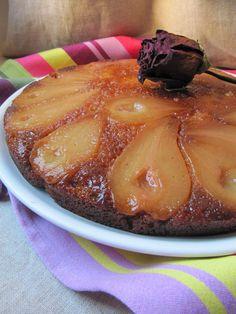 la cuisine d'ici et d'isca: quatre-quarts aux poires   bake menu