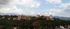 Panorámica #Alhambra #Granada