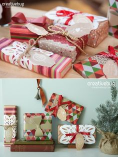 #giftwrapping at www.LiaGriffith.com