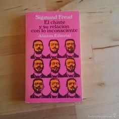 EL CHISTE Y SU RELACION CON LO INCONSCIENTE - SIGMUND FREUD - ALIANZA EDITORIAL - 1973 - Foto 1