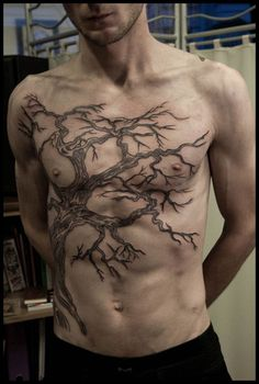 """Facebook Twitter Google+ Pinterest StumbleUpon Tree Tattoo designs for Men and Women Here is a collection of Tree Tattoo designs for Men and Women. Among other things trees depict growth, nature and nurture. The appearance of a tree and the leaves has inspired many cultures to use them as part of their designs. They depict<a href=""""http://www.boredart.com/2013/02/50-tree-tattoo-designs-for-men-and-women.html"""" title=""""Read more"""" >...</a>"""
