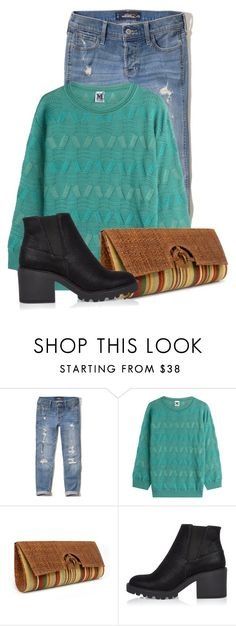 """""""Untitled #19675"""" by nanette-253 ❤ liked on Polyvore featuring Hollister Co., M Missoni and River Island"""