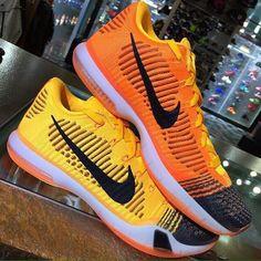 Nike Kobe 10 Elite Low 'Chester'