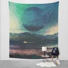 Buy Fluid Moon Wall Tapestry by Jane Lacey Smith. Worldwide shipping available at Society6.com. Just one of millions of high quality products available.