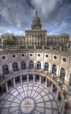 Sweet! Texas State Capitol Dave Wilson