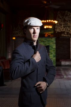Benedict Cumberbatch, photoshoot for USA Today,...