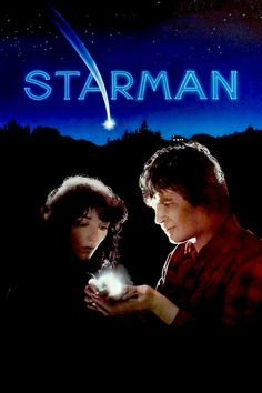 Starman movie poster - #poster, #bestposter, #fullhd, #fullmovie, #hdvix, #movie720pAn alien takes the form of a young widow's husband and asks her to drive him from Wisconsin to Arizona. The government tries to stop them.