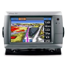 Garmin GPSMAP 740 GPS Chartplotter by Garmin. $999.99. With their wide panoramic displays these affordable new systems bring fully menu-driven touchscreen control and radar interface to a pact standalone chartplotter. They are a great value for any boat or budget. The GPSMAP 700 series features a sleek 7-inch WVGA color display and a built-in high-sensitivity GPS receiver. Full NMEA 2000 connectivity is offered for engine fuel VHF autopilot and other data monitorin...