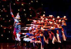 Putting On 'The Nutcracker': Meet The Woman Who Runs Carolina Ballet's Biggest Season