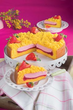 Biscotti, Vanilla Cake, Cake Decorating, Food And Drink, Sweets, Desserts, Cakes, Cake Receipe, Recipes