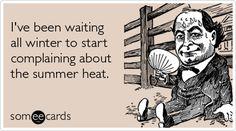 already complaining