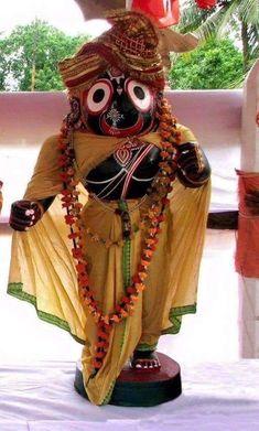 Jaganath, Lord of the Universe Radha Krishna Wallpaper, Radha Krishna Images, Lovable Images, Kali Puja, Radha Kishan, Lord Hanuman Wallpapers, Lord Jagannath, Hindu Deities, Hinduism